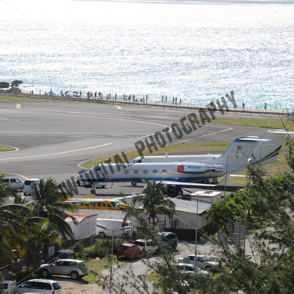 Private Planes parking - JW Digital Photography
