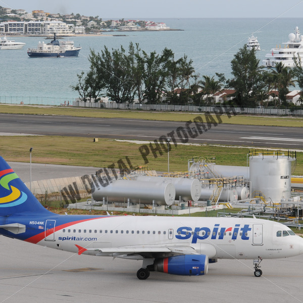 Spirit Airlines - JW Digital Photography